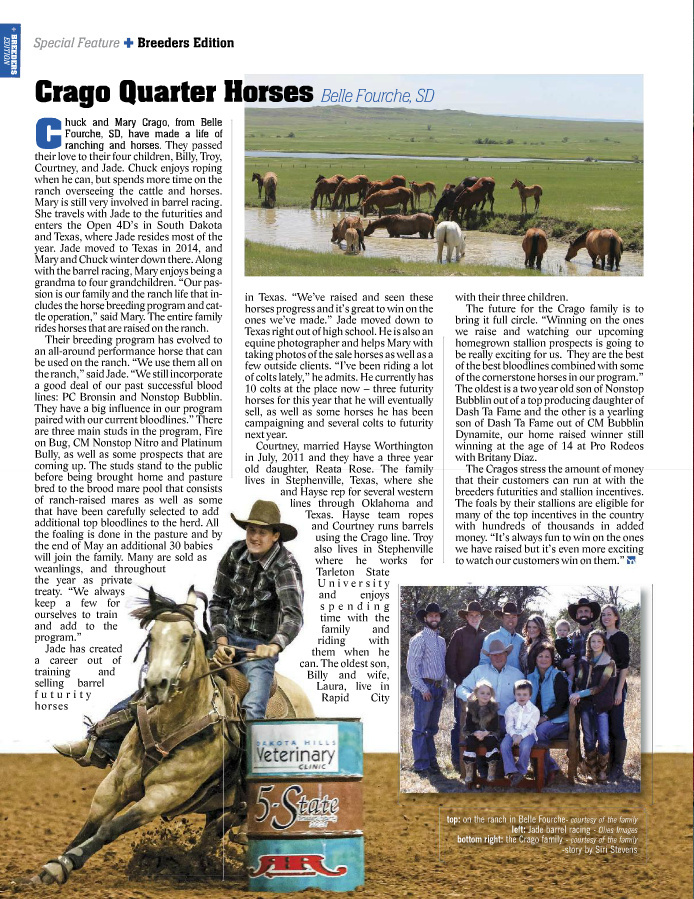 Rodeo News Article